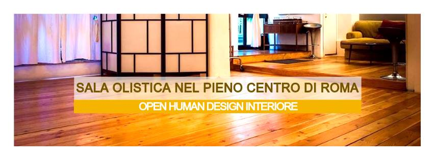 Open Human Design Interiore