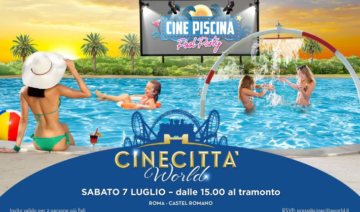 Piscina Cinecittà World