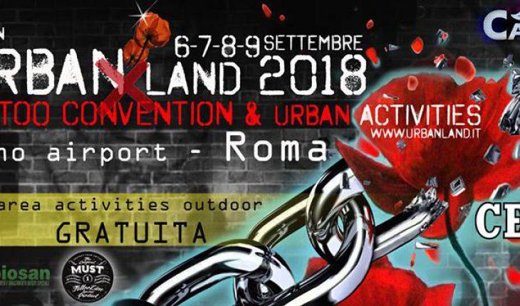 Urban Land 2018 Palacavicchi Roma
