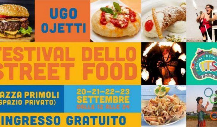 Street food a Talenti