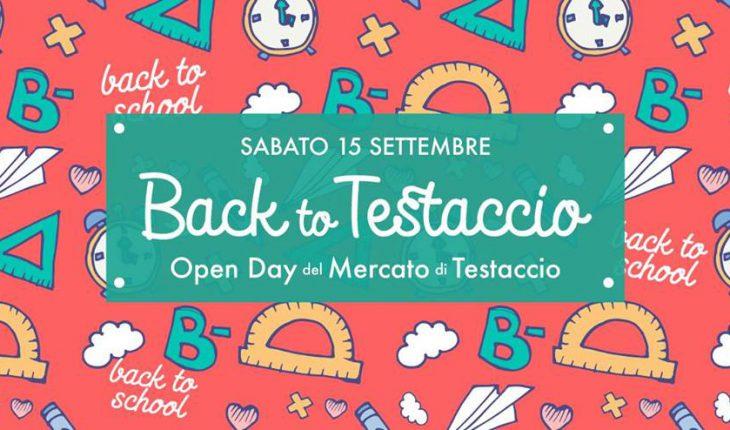 Back to Testaccio 2018