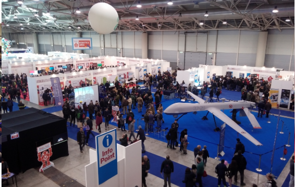 Maker Faire Fiera di Roma