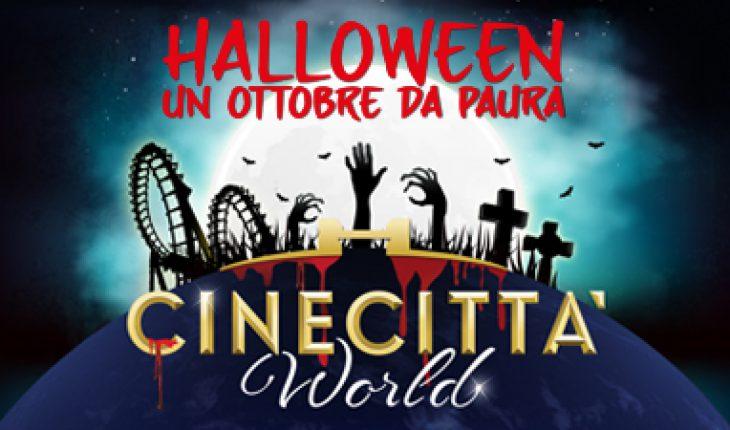 Halloween Cinecittà World 2018