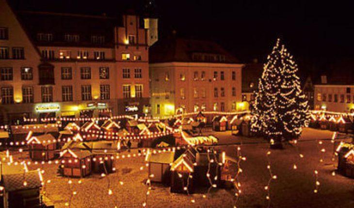 Viaggio mercatini di Natale Veneto