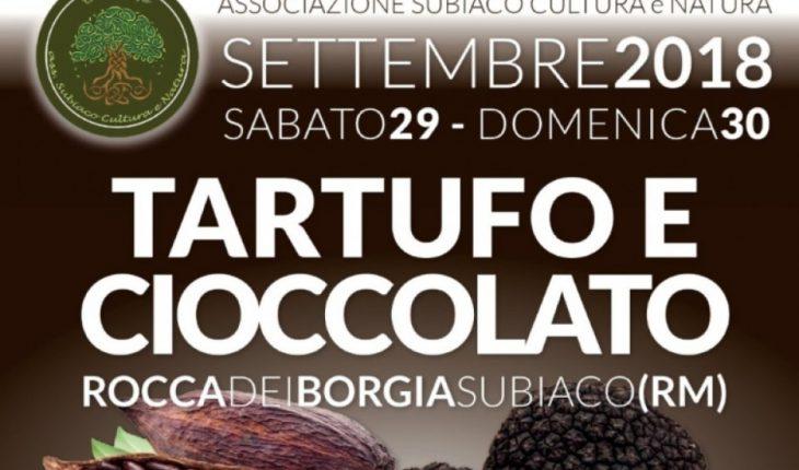 festa del tartufo e cioccolato