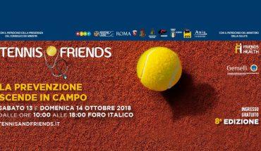 tennis e friends foro italico