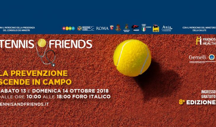 tennis e friends foro italico