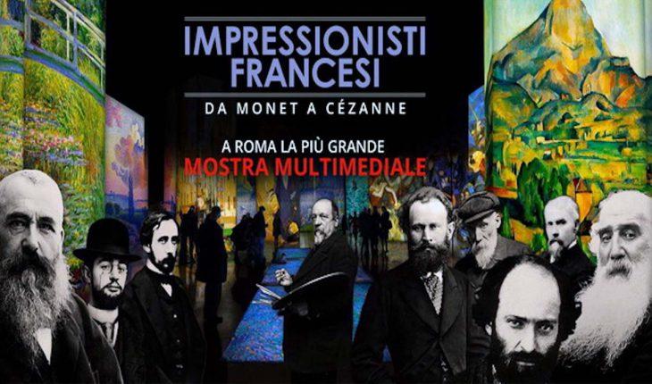 Impressionisti francesi Roma