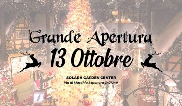 Natale Garden Center Roma