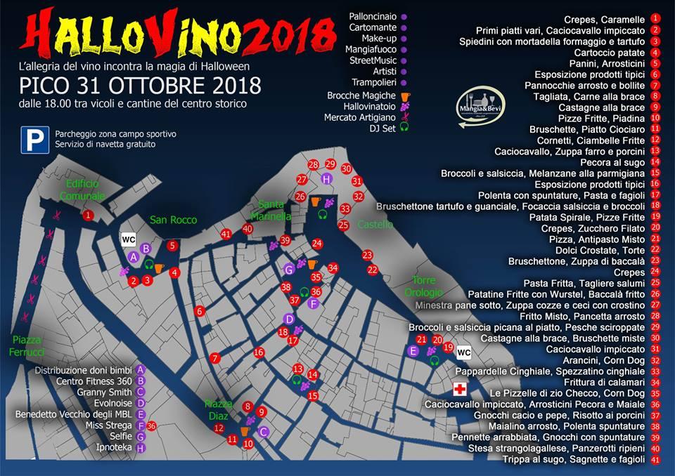 Hallovino 2018 Pico