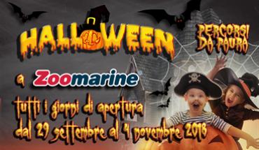 Halloween a Zoomarine