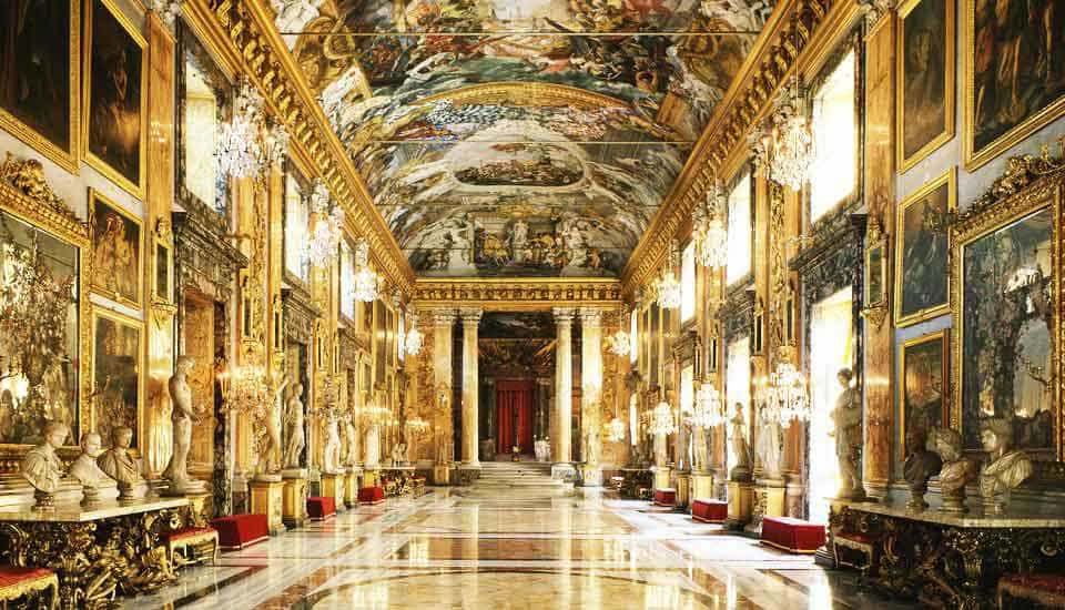 Palazzi a porte aperte Roma