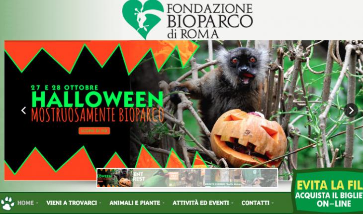 Halloween Bioparco 2018