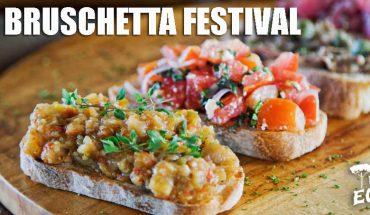 bruschetta festival roma