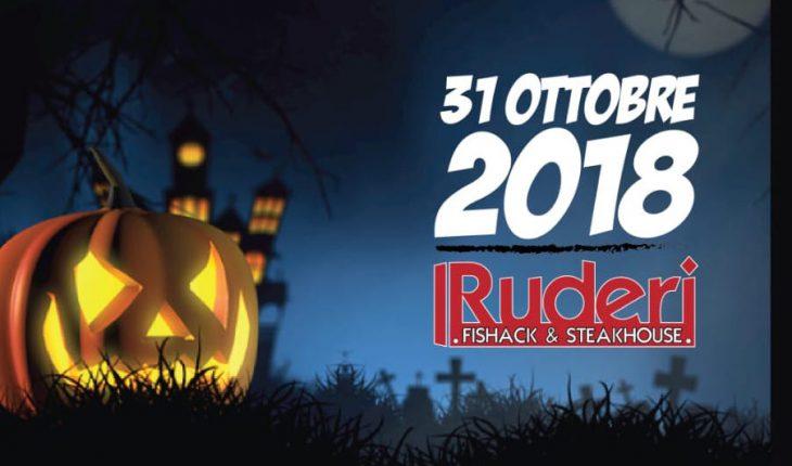 halloween I Ruderi 2018