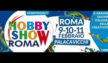Hobby Show Roma ottobre