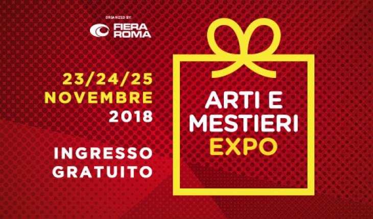 Arti e Mestieri Roma 2018