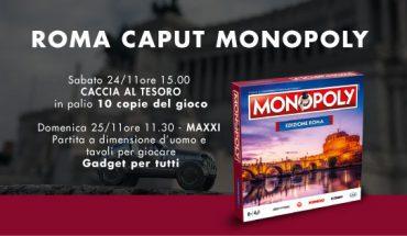 Monopoly edizione romana