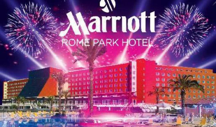 Capodanno Marriott 2019