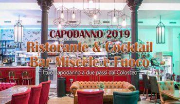 Capodanno Miscele e Fuoco 2019