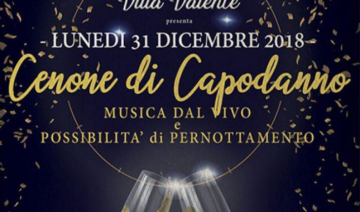 Capodanno Villa Valente 2019