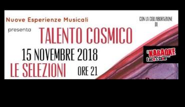 Talento Cosmico Tivoli