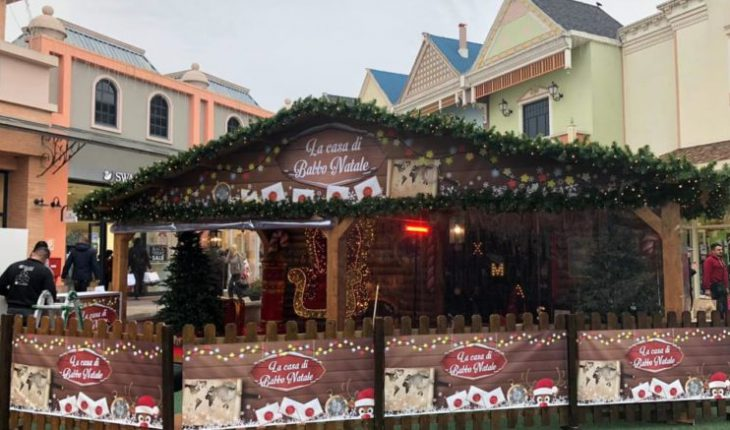 Valmontone Outlet Natale 2018