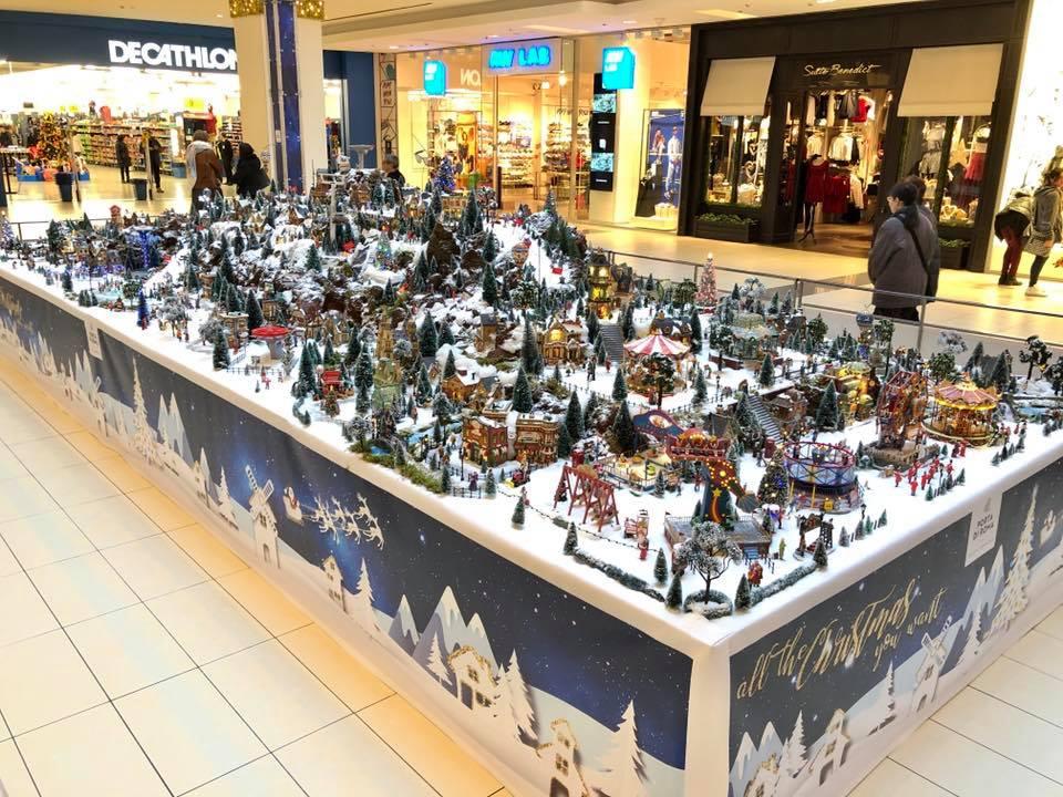 Galleria Porta Di Roma Dicembre 2018 Arriva Il Natale