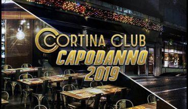 Capodanno Cortina Club 2019