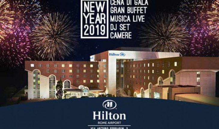 Capodanno Hilton 2019