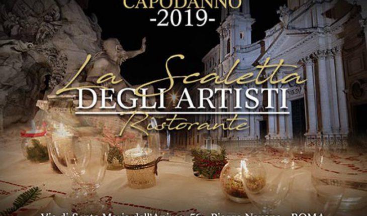 Capodanno Scaletta degli Artisti 2019