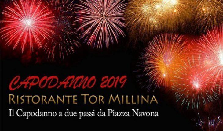 Capodanno Tor Millina 2019