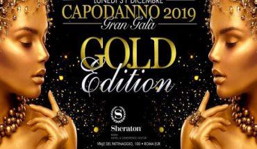 Capodanno Sheraton 2019