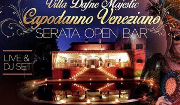 Capodanno Villa Majestic 2019