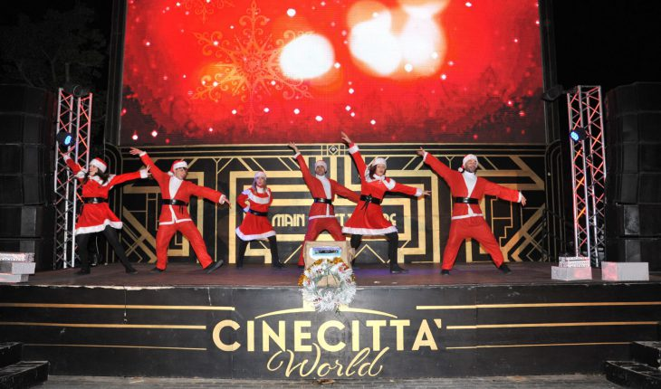 Extrafest cinecittà world