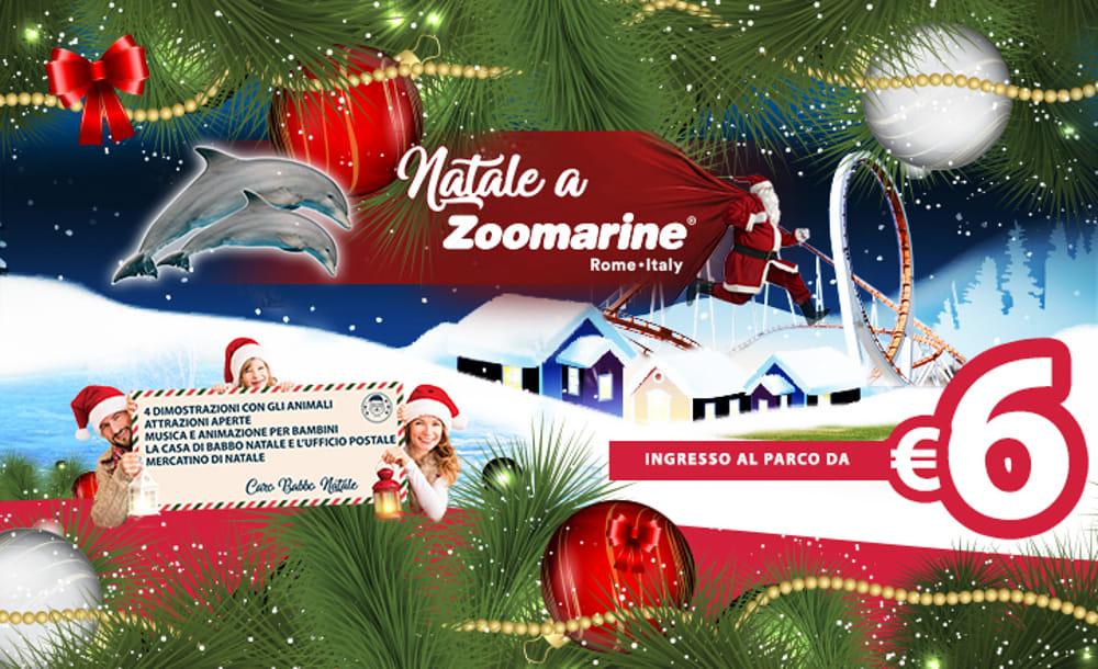 Villaggio di Natale Zoomarine