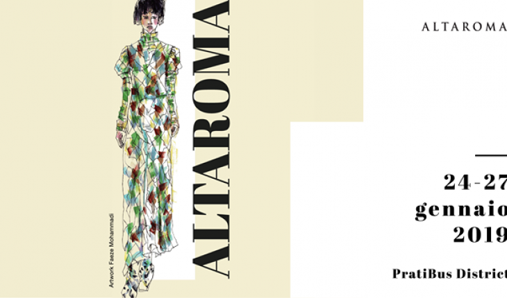 AltaRoma Alta Moda 2019