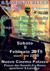 San Lorenzo Blues Festival 2019