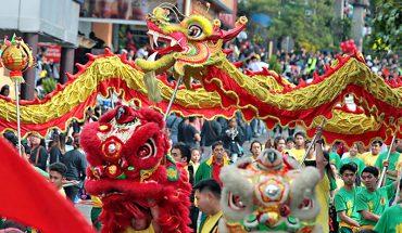 Capodanno cinese 2019 Roma eventi