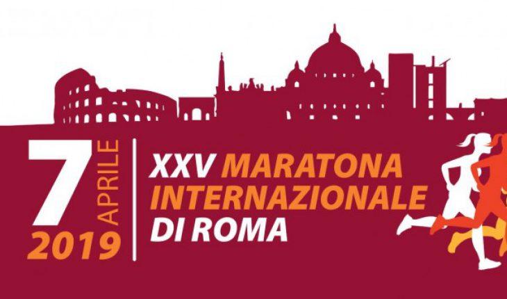 Maratona Internazionale Roma 2019