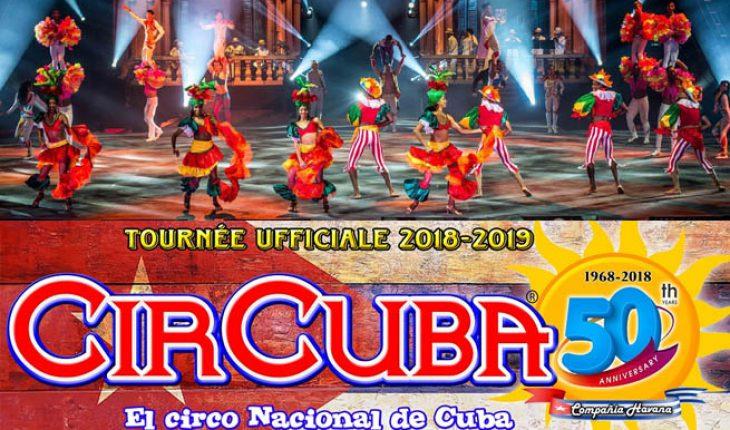 CirCuba Roma 2019