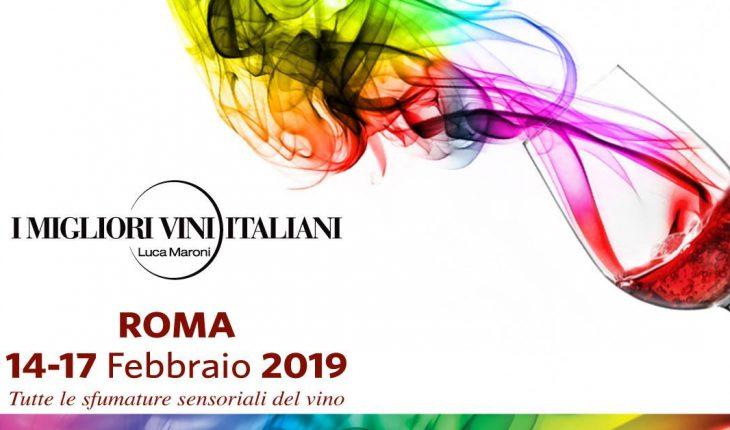 Migliori Vini Italiani Roma 2019