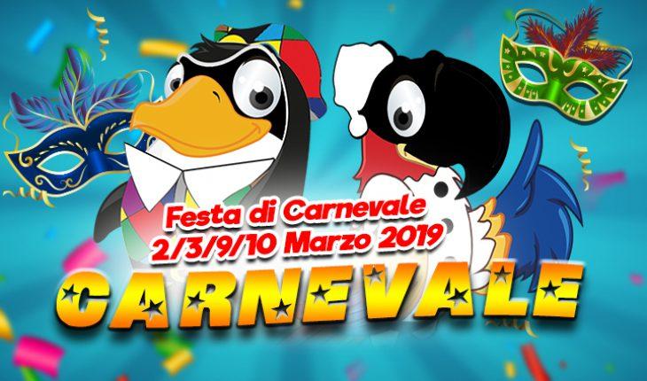 Carnevale 2019 Zoomarine