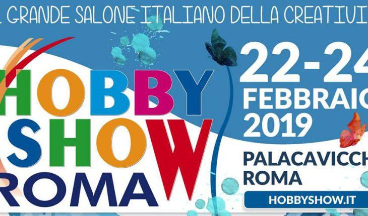 Fiera Hobby Roma 2019