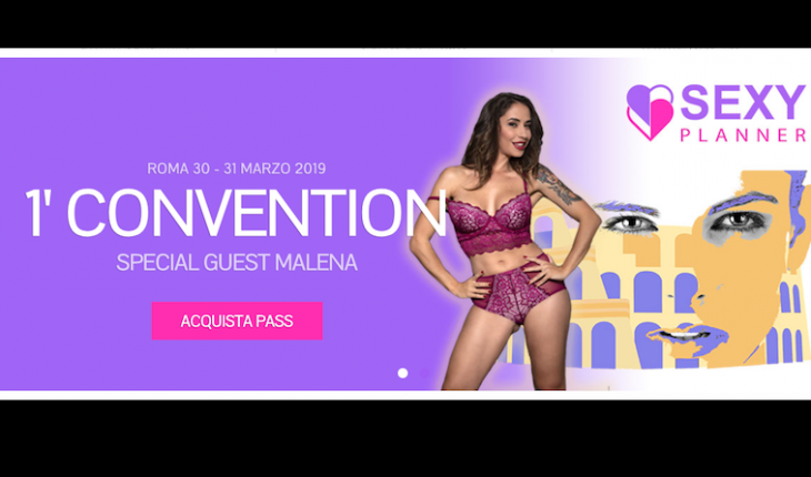 Convention SexyPlanner 2019