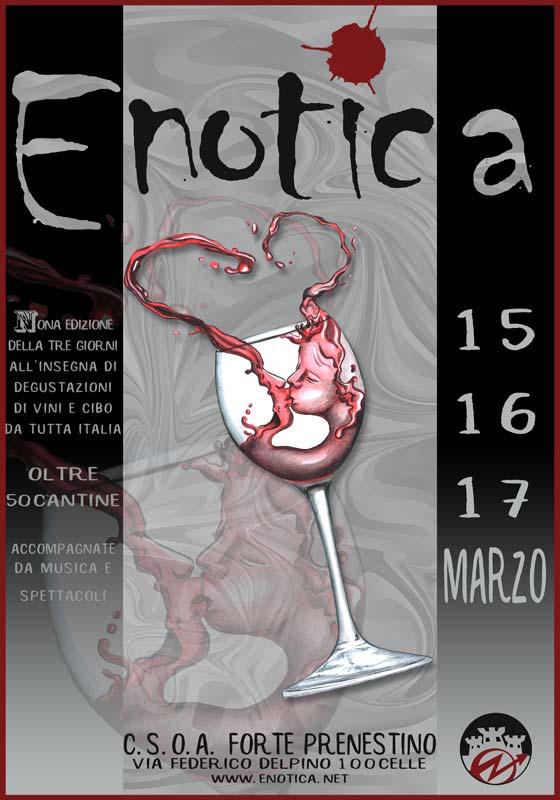 Festival del vino e sensualità Roma