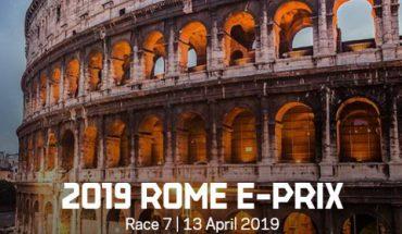 Formula E prix Roma 2019