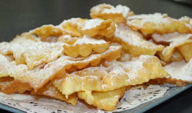 cosa mangiare a carnevale Roma