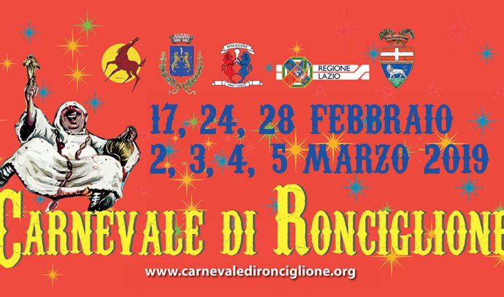 Carnevale 2019 Ronciglione