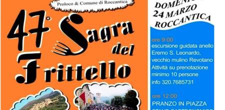 Sagra del Frittello Roccantica